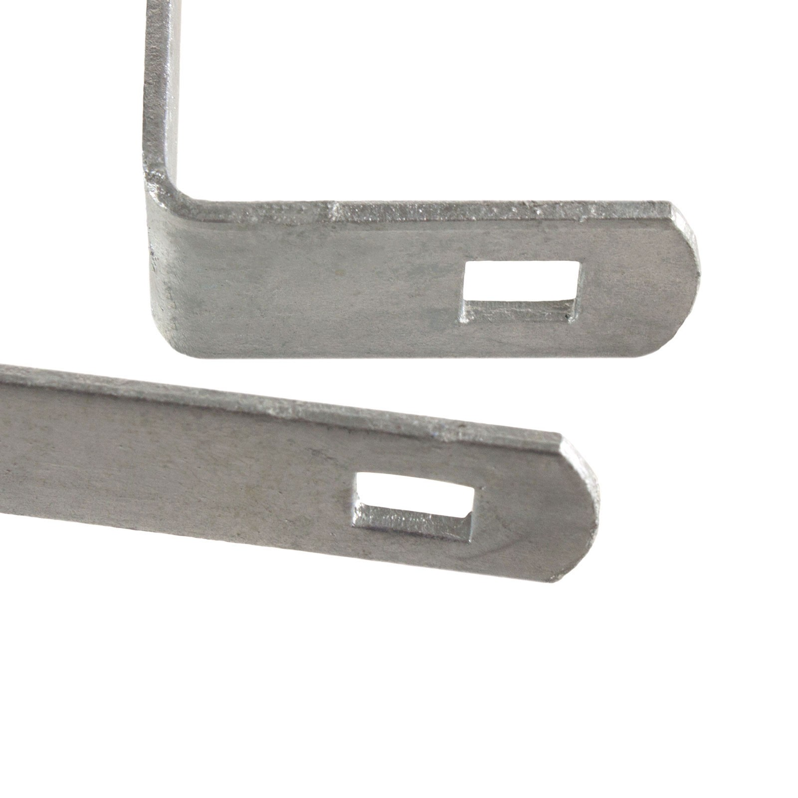 3 Quot Square Tension Band Chain Link 7 8 Quot Galvanized Steel